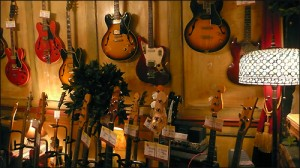 Vintage & Rare Guitars - Denmark Street