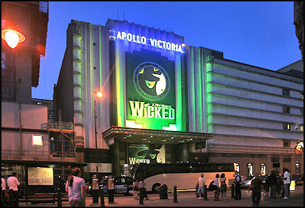 Wicked And Hotel Deals