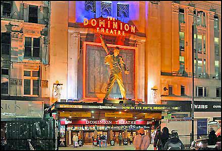 Hotels Near Dominion Theatre London