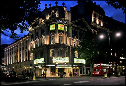 Novello Theatre Into The Hoods Photo