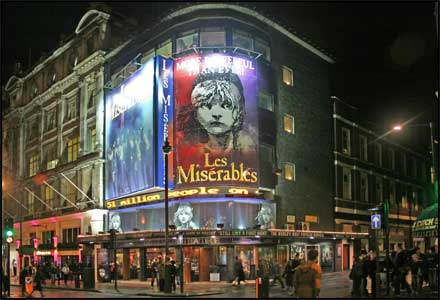 West End Tickets And Hotel Deals